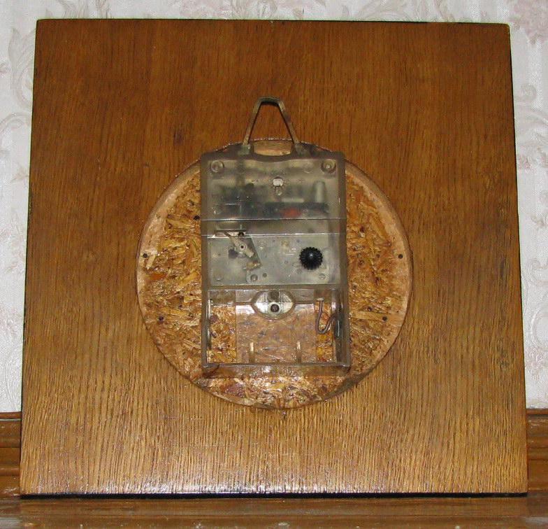 Ремонт электромеханических часов янтарь своими руками 237